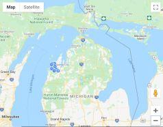 Interlochen to Glen Arbor Map_2